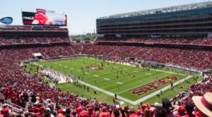 Levi's Stadium 49ers Field